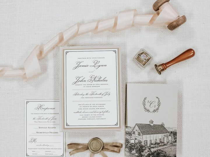 Tmx Jamie Lynn 1 51 560428 1559596353 Farmingdale, New Jersey wedding invitation