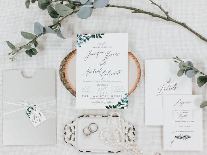 Tmx Jennifer Hionas 51 560428 1572223089 Farmingdale, New Jersey wedding invitation