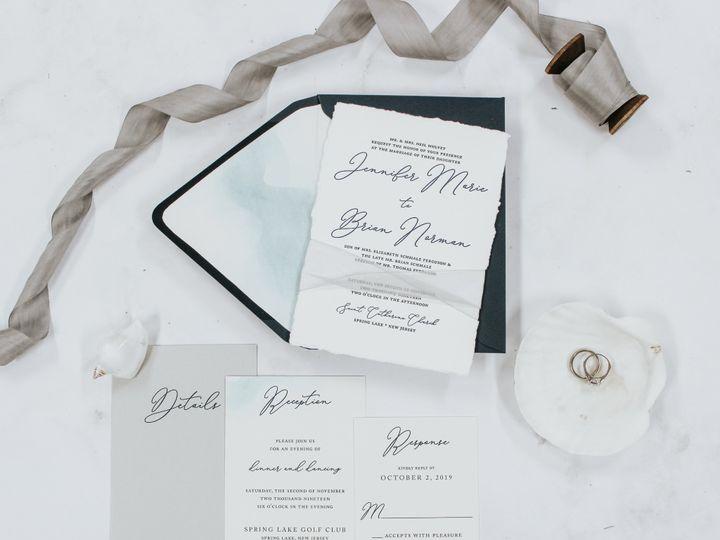 Tmx Jennifer Mulvey 51 560428 1569785200 Farmingdale, New Jersey wedding invitation
