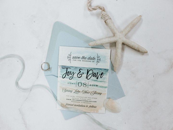 Tmx Joy Forlenza Savethedate 51 560428 Farmingdale, New Jersey wedding invitation