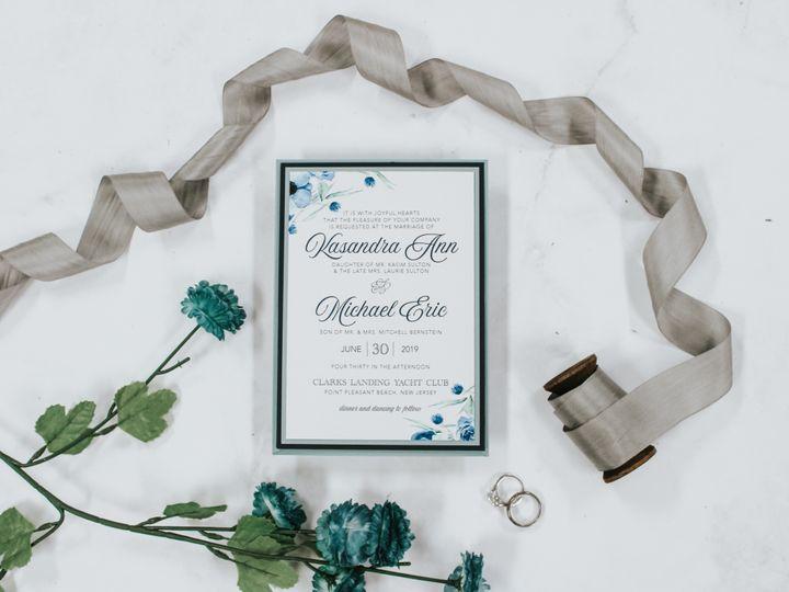 Tmx Kasandra Sulton 51 560428 1559596396 Farmingdale, New Jersey wedding invitation