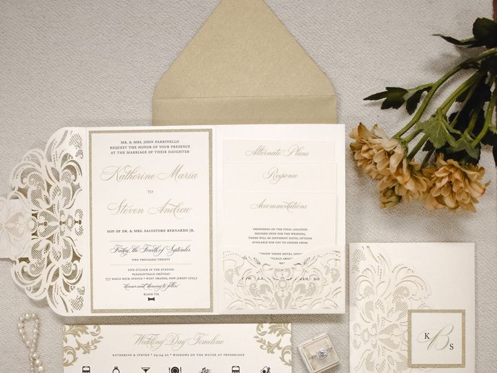 Tmx Katherine Parrinello 1 51 560428 159874836942385 Farmingdale, New Jersey wedding invitation