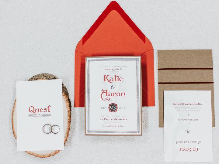 Tmx Katie Michaud 51 560428 1569785203 Farmingdale, New Jersey wedding invitation