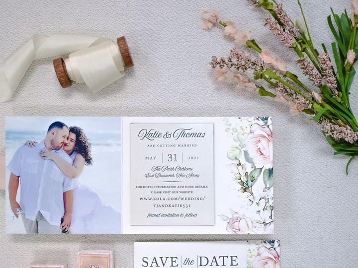 Tmx Katie Soler Ctd 51 560428 159874832068082 Farmingdale, New Jersey wedding invitation