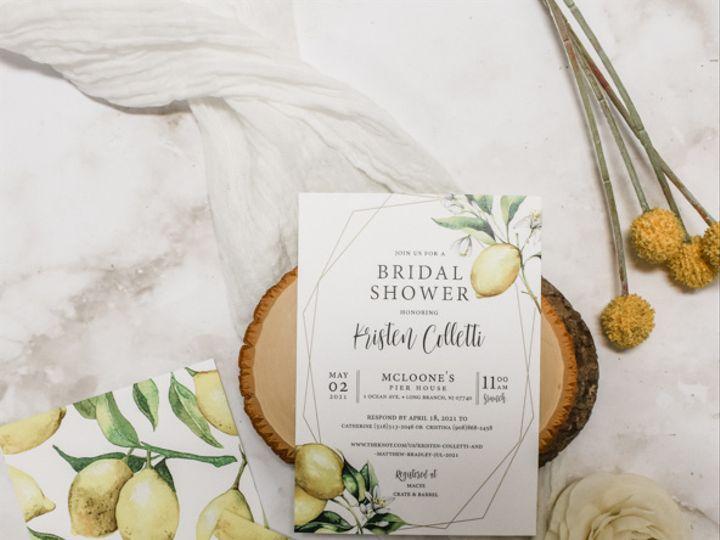 Tmx Kristen Colletti Bridal Shower Copy 51 560428 162051229074406 Farmingdale, New Jersey wedding invitation