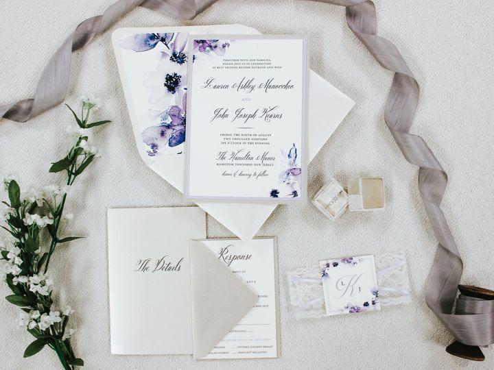 Tmx Lauren Manocchio 51 560428 1562540755 Farmingdale, New Jersey wedding invitation