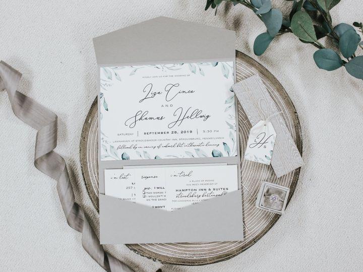 Tmx Liza Cinco 51 560428 1564795666 Farmingdale, New Jersey wedding invitation