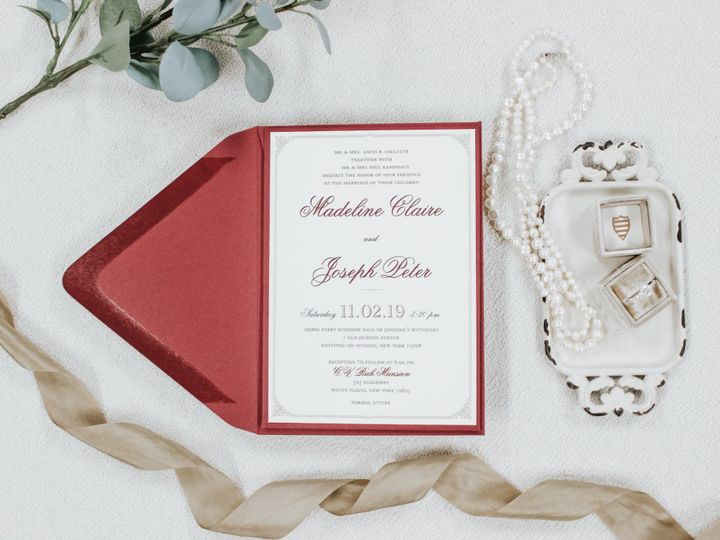 Tmx Madeline Collette 51 560428 1569785205 Farmingdale, New Jersey wedding invitation