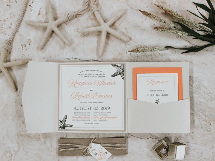 Tmx Meaghan Wheeler 51 560428 1562540757 Farmingdale, New Jersey wedding invitation