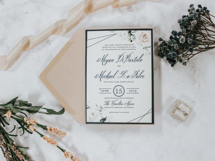 Tmx Megan Dibartolo 51 560428 1557710440 Farmingdale, New Jersey wedding invitation