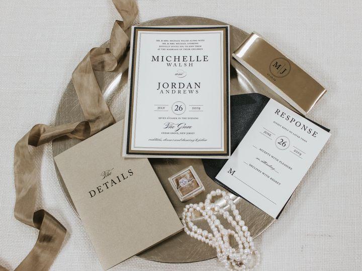 Tmx Michelle Walsh 51 560428 1559596383 Farmingdale, New Jersey wedding invitation