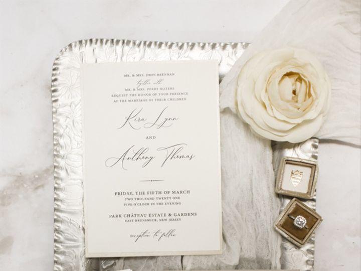 Tmx Neutral Park Chateau Nj Wedding Invitation 51 560428 162051204980700 Farmingdale, New Jersey wedding invitation