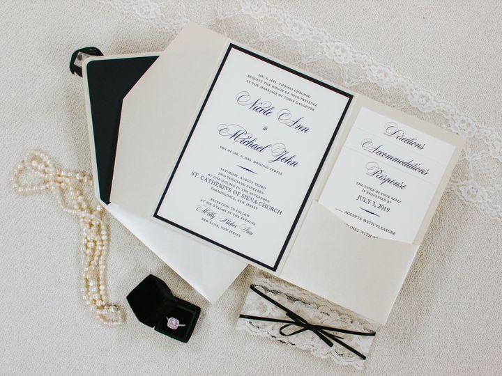 Tmx Nicole Chechko 51 560428 1562540765 Farmingdale, New Jersey wedding invitation