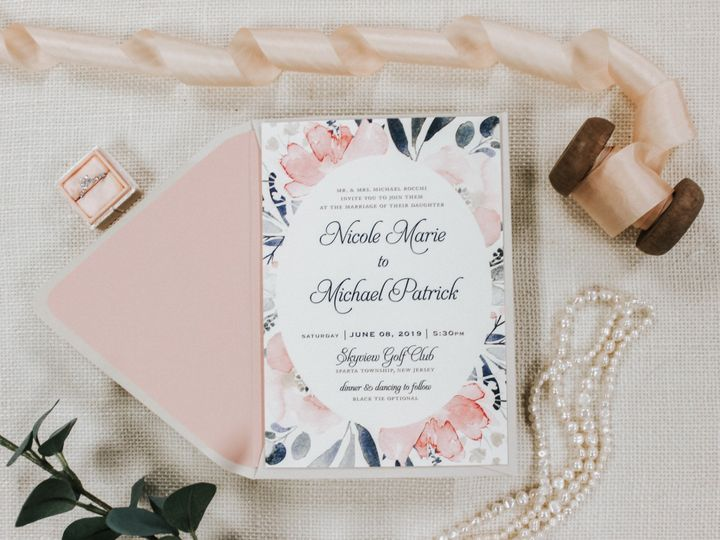 Tmx Nicole Rocchi 1 51 560428 1557710438 Farmingdale, New Jersey wedding invitation