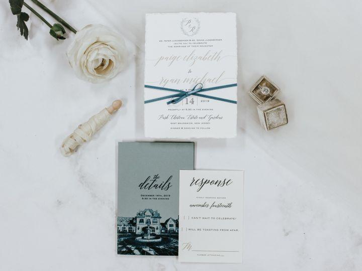 Tmx Paige Jungsberger 51 560428 1572223274 Farmingdale, New Jersey wedding invitation