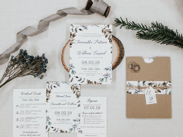 Tmx Samantha Schaack 51 560428 1562540775 Farmingdale, New Jersey wedding invitation