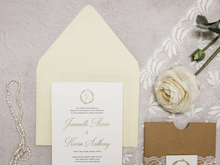 Tmx Yellow And Gold Nj Wedding Invitation 51 560428 162051204819569 Farmingdale, New Jersey wedding invitation