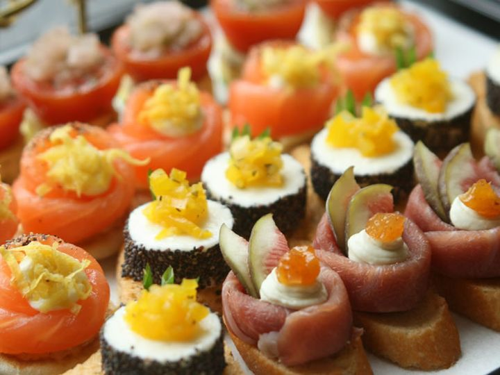 Tmx 1490104715885 Canapes Catering Girona1 Chester, VA wedding catering