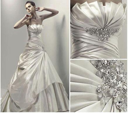 Tmx 1415412940112 Enzoani Blue Warrington, PA wedding dress