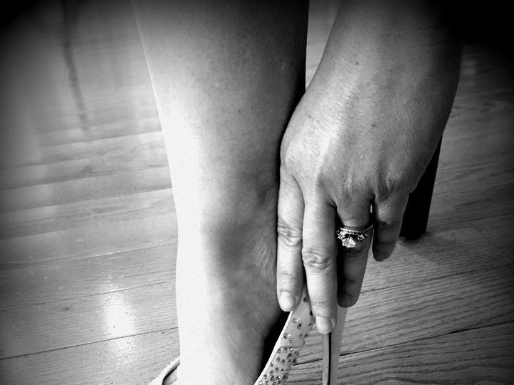 Tmx 1433701921724 Bw Shoe Warrington, PA wedding dress