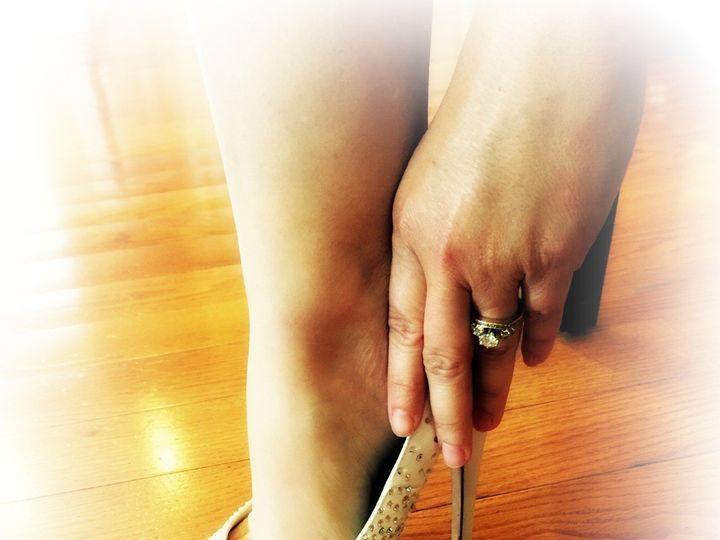 Tmx 1433701937249 Frosted Shoe Warrington, PA wedding dress
