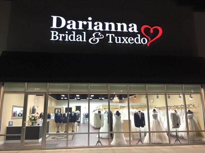 Tmx 1480281787944 Front Of Store Warrington, PA wedding dress