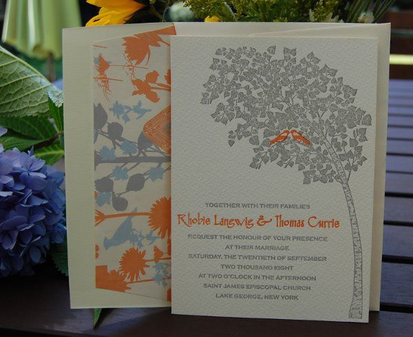 Tmx 1219364486589 Samplelangwiginviteenv Niverville wedding invitation