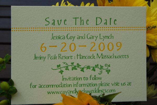 Tmx 1219365222401 Samplecoy Niverville wedding invitation