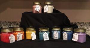 Tmx Mason Jars With Wax And Colors 51 671428 Summerfield, NC wedding favor