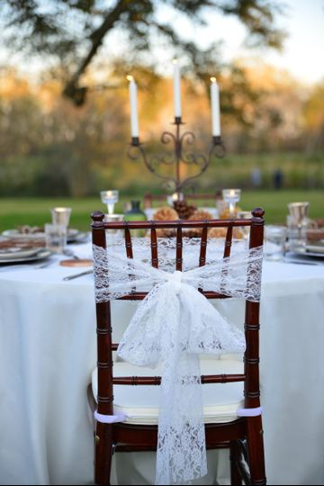 Whether you're style is modern, rustic, or over the top elegant, Arlington events are sure to wow!