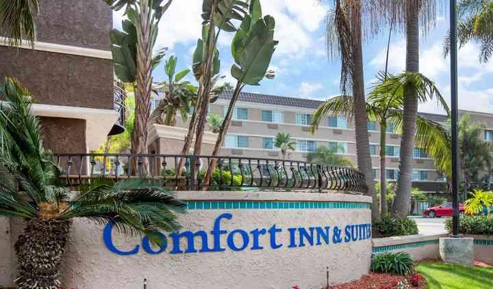 Comfort Inn & Suites San Diego - Zoo/SeaWorld Area