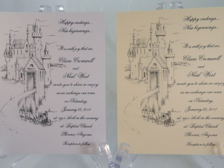 Tmx 1393951040271 Castle 2 South Berwick wedding invitation