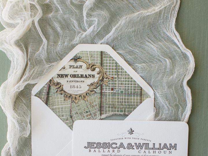 Tmx 1467729162242 113greergattuso New Orleans wedding invitation