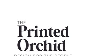 The Printed Orchid