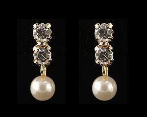 Tmx 1233361812406 Gold Crystal Pearl Philadelphia wedding jewelry