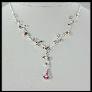 Tmx 1233361812671 Pinkflowerneck Philadelphia wedding jewelry