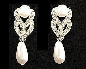Tmx 1233361813765 Whitepearldropear Philadelphia wedding jewelry