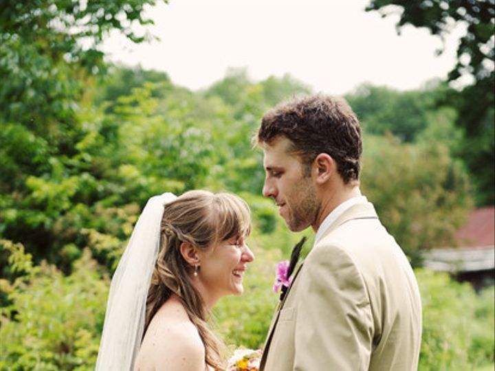 Tmx 1456422332727 Bride Sandi  Groom In Tall Grass By Pond Bangor, PA wedding venue
