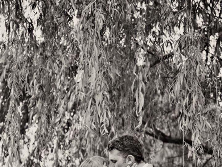 Tmx 1456422337743 Bride Sandi  Groom Kissing At Pond Bw Bangor, PA wedding venue