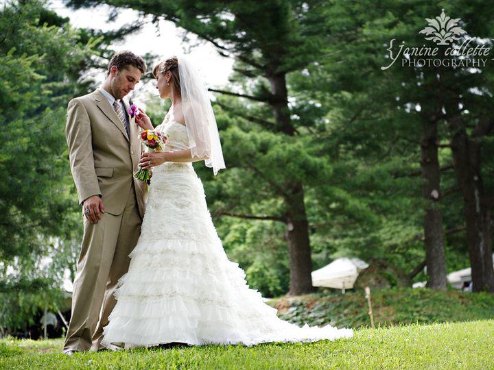 Tmx 1456422357651 Bride Sandi  Groom Great Shot In The Yard Bangor, PA wedding venue