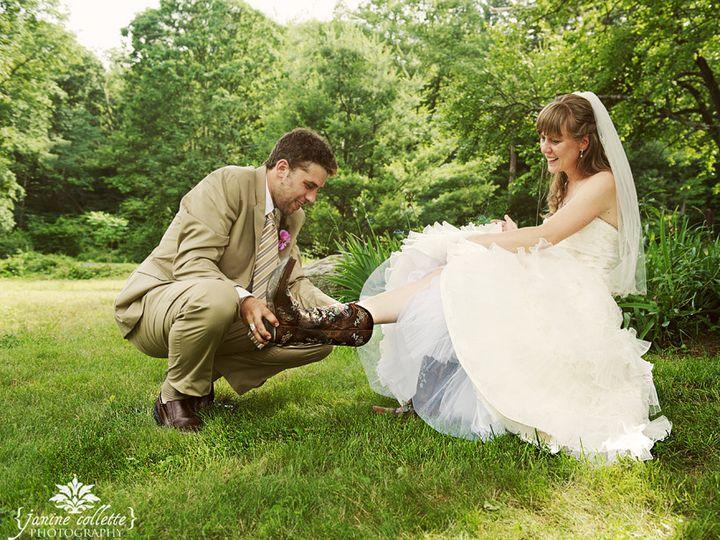 Tmx 1456422384521 Bride Sandi Boots On Smiling Bangor, PA wedding venue