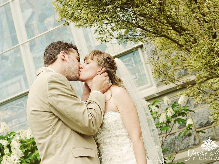 Tmx 1456422417055 Bride Sandi Kissing The Groom Bangor, PA wedding venue
