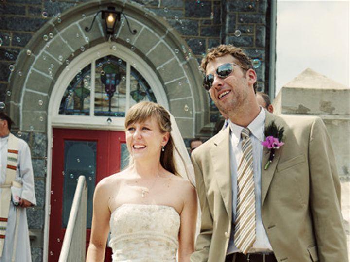 Tmx 1456422432644 Bride Sandi With Groom Leaving The Church 2 Bangor, PA wedding venue