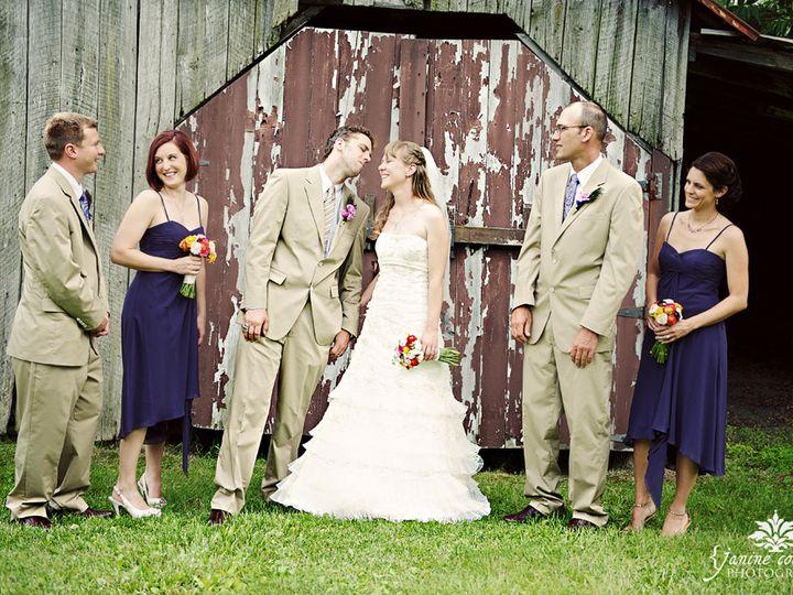 Tmx 1456422473669 Bridge Sandi Getting Ready For Picture At Barn Bangor, PA wedding venue