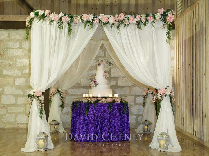 Tmx 1484138053271 Wildroseevents   Poetry Springs Events   Chuppah O Dallas, Texas wedding rental