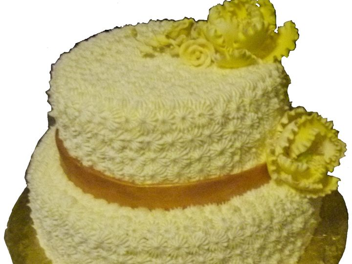 Tmx 1468943418935 Yellow Hollis wedding cake