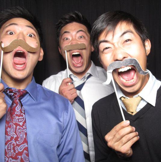 Mustache is fun