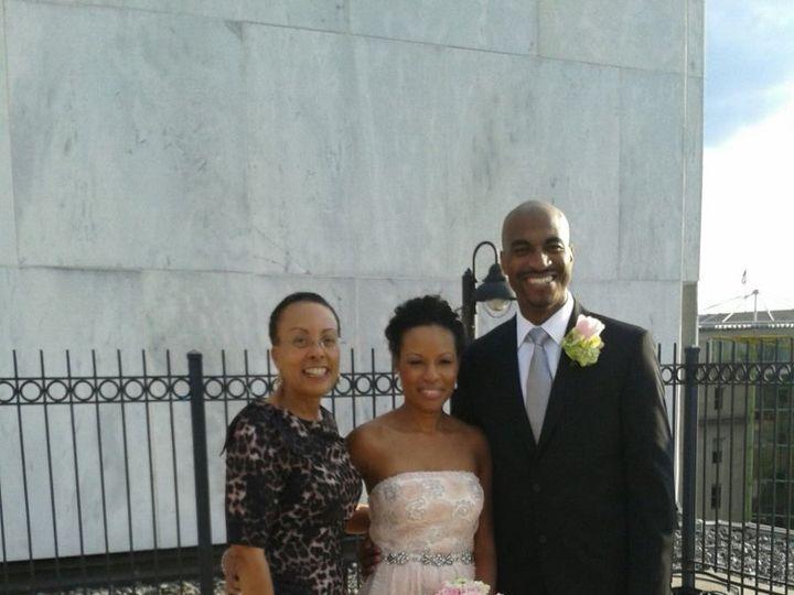 Tmx 1357682566429 TESIA Alexandria wedding officiant