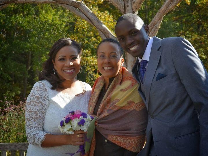 Tmx 1415887953673 Alexis And Jacob Alexandria wedding officiant