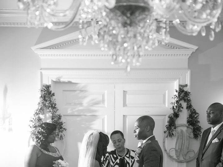 Tmx 1415887962148 Candace And Desmond Hq 187 Alexandria wedding officiant